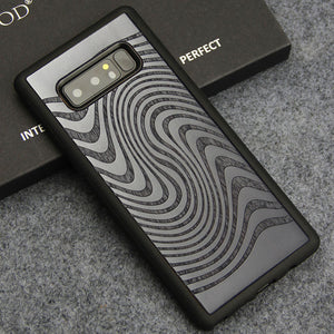Real Wood Back Cover For Samsung Galaxy Note 8 2018