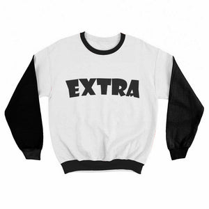 """EXTRA"" Crew Sweatshirt - The product stop"