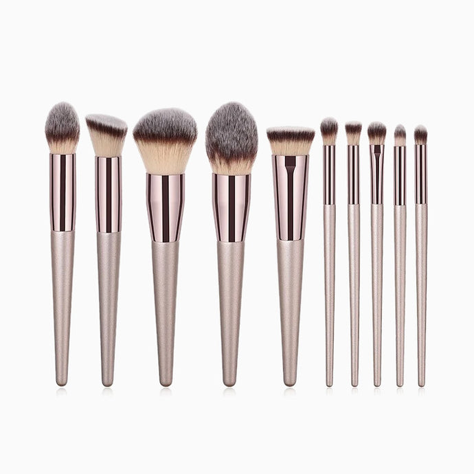 kit pinceau maquillage professionnel