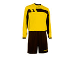REFEREE OUTFIT LS yellow