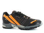Referee shoes black/orange