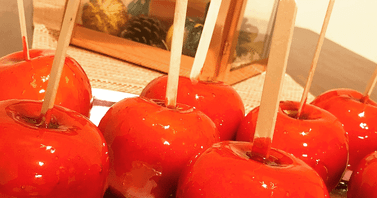 Easy Homemade Candy Apples Recipe