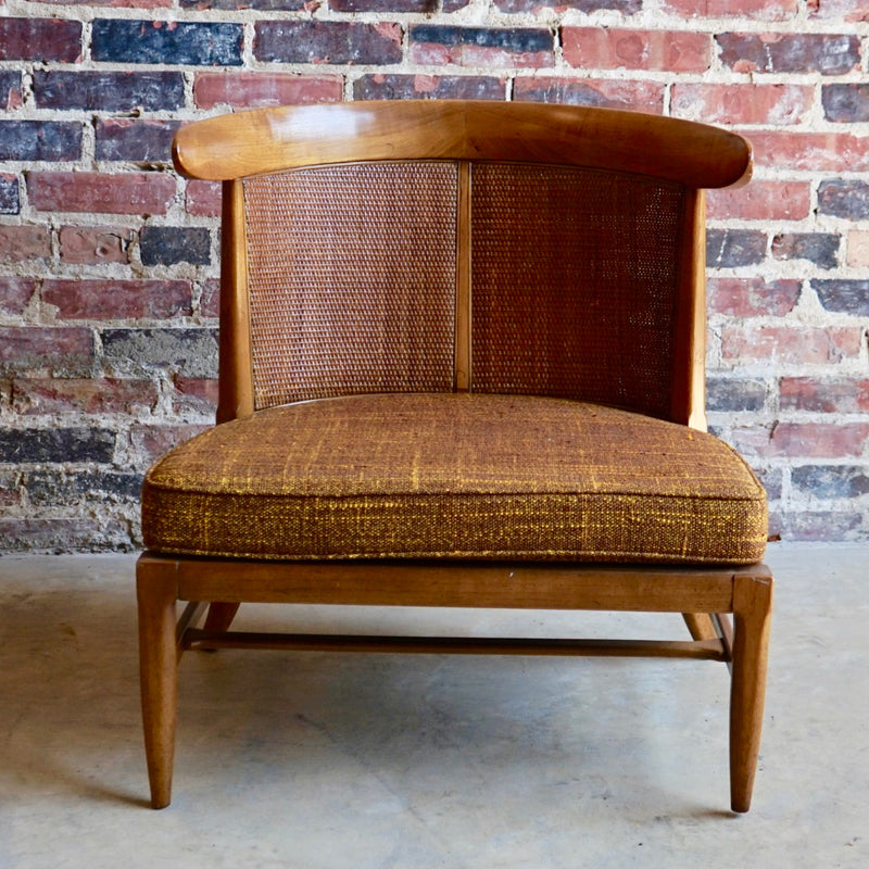 Tomlinson Caned Slipper Chairs from Sophisticates Collection