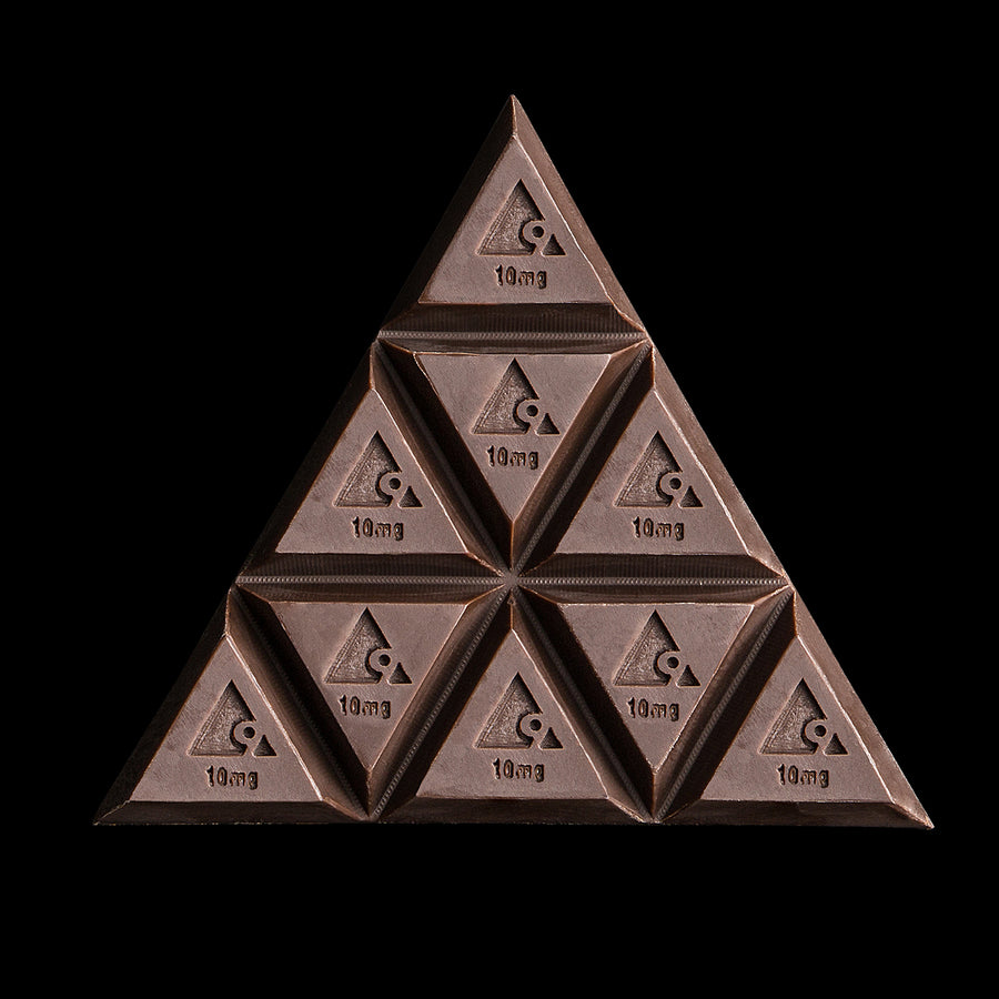 DELTA 9 | ESPRESSO CRUNCH CHOCOLATE (90MG)