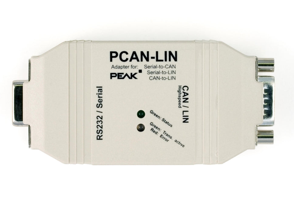 PCAN-LIN Interface (low-speed)