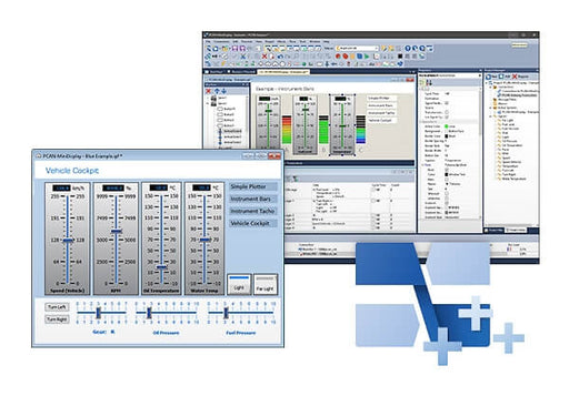 PCAN-Panel plug-in for PCAN Explorer 6