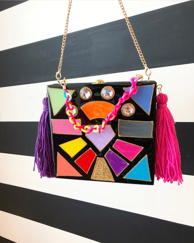 Kaleidoscope Dreams Purse
