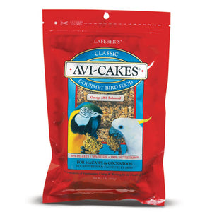 Lafeber Avi-Cakes for Macaw/Cockatoo