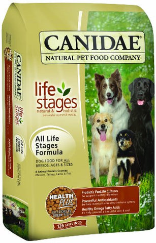 Canidae All Life Stages - Chicken, Turkey, Lamb & Fish Meal Dry Dog Food - NJ Pet Supply