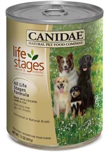 Canidae All Life Stages Chicken, Lamb & Fish Simmered in Natural Broth Canned Dog Food - NJ Pet Supply