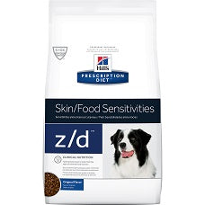 Hill's Prescription Diet z/d Canine Original Bites 7901