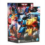 Transformers Power of the Punch-Counterpunch and Prima Prime - Deluxe