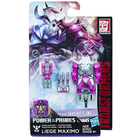 Transformers Power of the Primes Liege Maximo (Skullgrin) - Prime Master