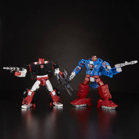 Transformers Siege WFC-S26 Alphastrike Counterforce - 2-pack Giftset