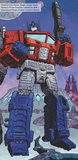 Transformers War for Cybertron Siege Leader Optimus Prime Galaxy Force Cybertron IDW COmic