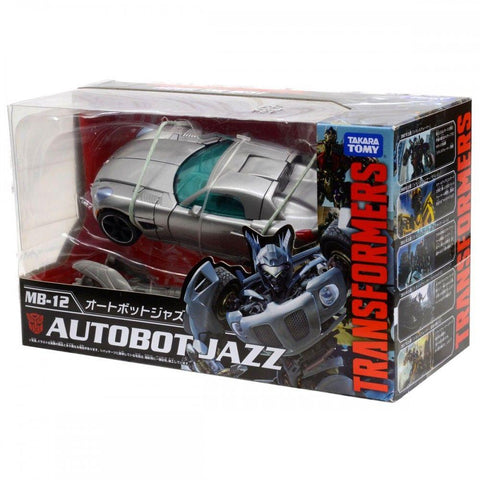 Transformers Movie The Best MB-12 Autobot Jazz - Deluxe