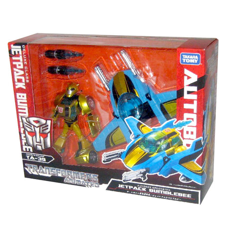 Transformers Animated TA-39 Jetpack Hydrodive Bumblebee - Deluxe