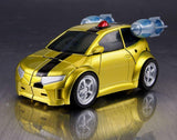 Transformers Animated TA-02 Gold Bumblebee Deluxe Vehicle Alt-mode Japan