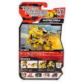 Transformers Animated TA-02 Gold Bumblebee Deluxe MISB Package Back
