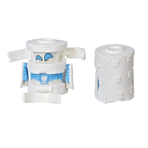 Transformers Botbots Series 1 Toilet Troop King Toots Toy