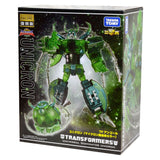 Transformers Encore Universal Dominator Unicron Green Micron Combine Color Box Package