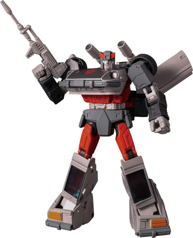 Transformers Masterpiece MP-18+ Anime Streak Robot Mode Toy Japan