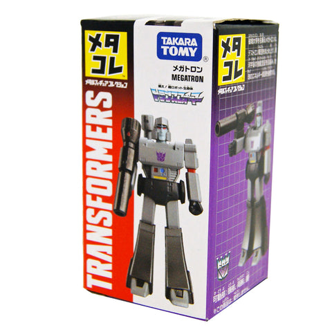Transformers Generation 1 Meta Colle Megatron figure box package