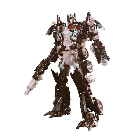 Transformers Movie Seven Net Exclusive Legendary Nemesis Prime Leader 711 Robot Toy