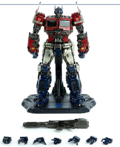 ThreeA Transformers: Bumblebee Movie Optimus Prime - DLX Scale