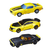 Transformers Tribute Bumblebee Evolution 3-pack Camaro Car mode