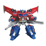 Transformers War for Cybertron Siege WFC-S40 Leader Optimus Prime Robot Galaxy Upgrade Cybertron