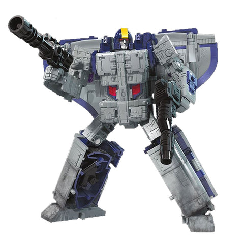 Transformers War for Cybertron: Siege Leader Astrotrain Robot Render