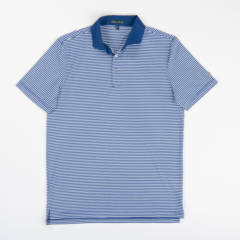 Performance Polo - New Navy