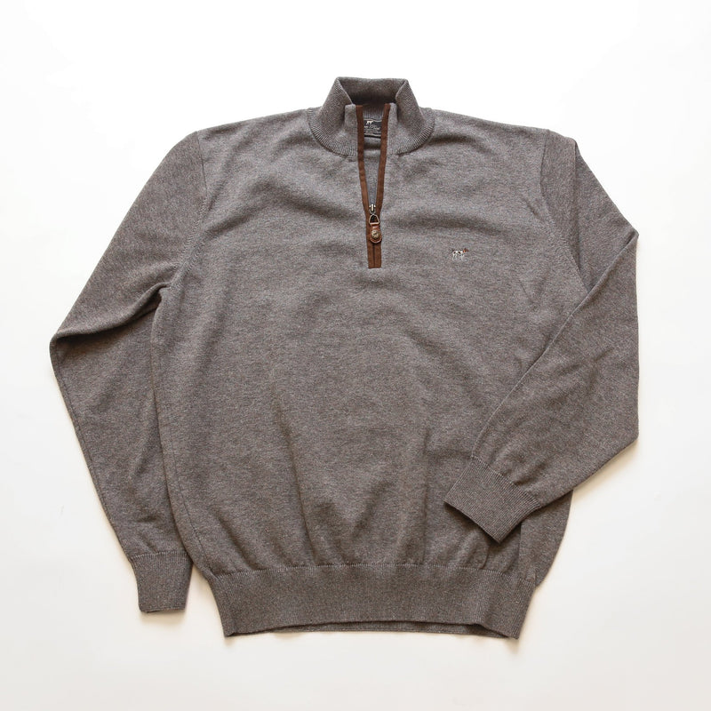 Youth Grey Hayward Quarter Zip