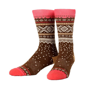 Marius Warm Fall, Crew Socks