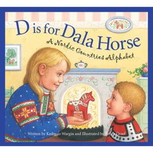 - D is for Dala Horse - A Nordic Alphabet