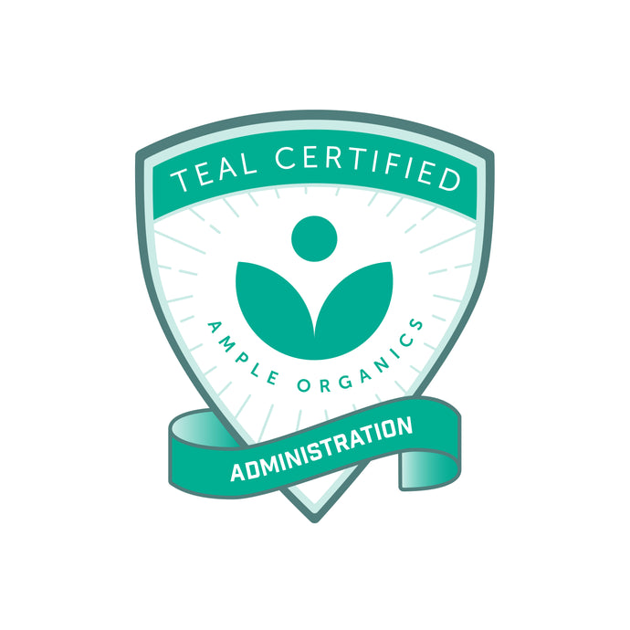 Administration Teal Certification