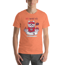 Load image into Gallery viewer, Sweet Morning Yoga Tee's