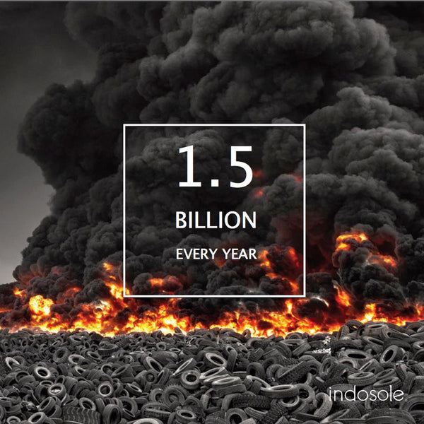 1.5 Billion Tires Used Every Year Globally