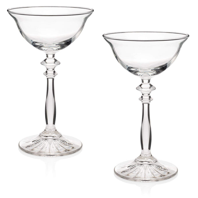 Jean Harlow Cocktail Coupe