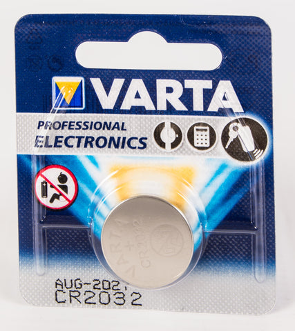 CR2032 Varta Lithium Coin Battery