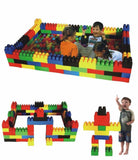 Large Square Building Blocks