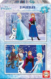 Educa Disney Frozen Puzzle 2x48 pcs