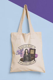 Ecobag Fight Like a Girl® - Jessica Jones
