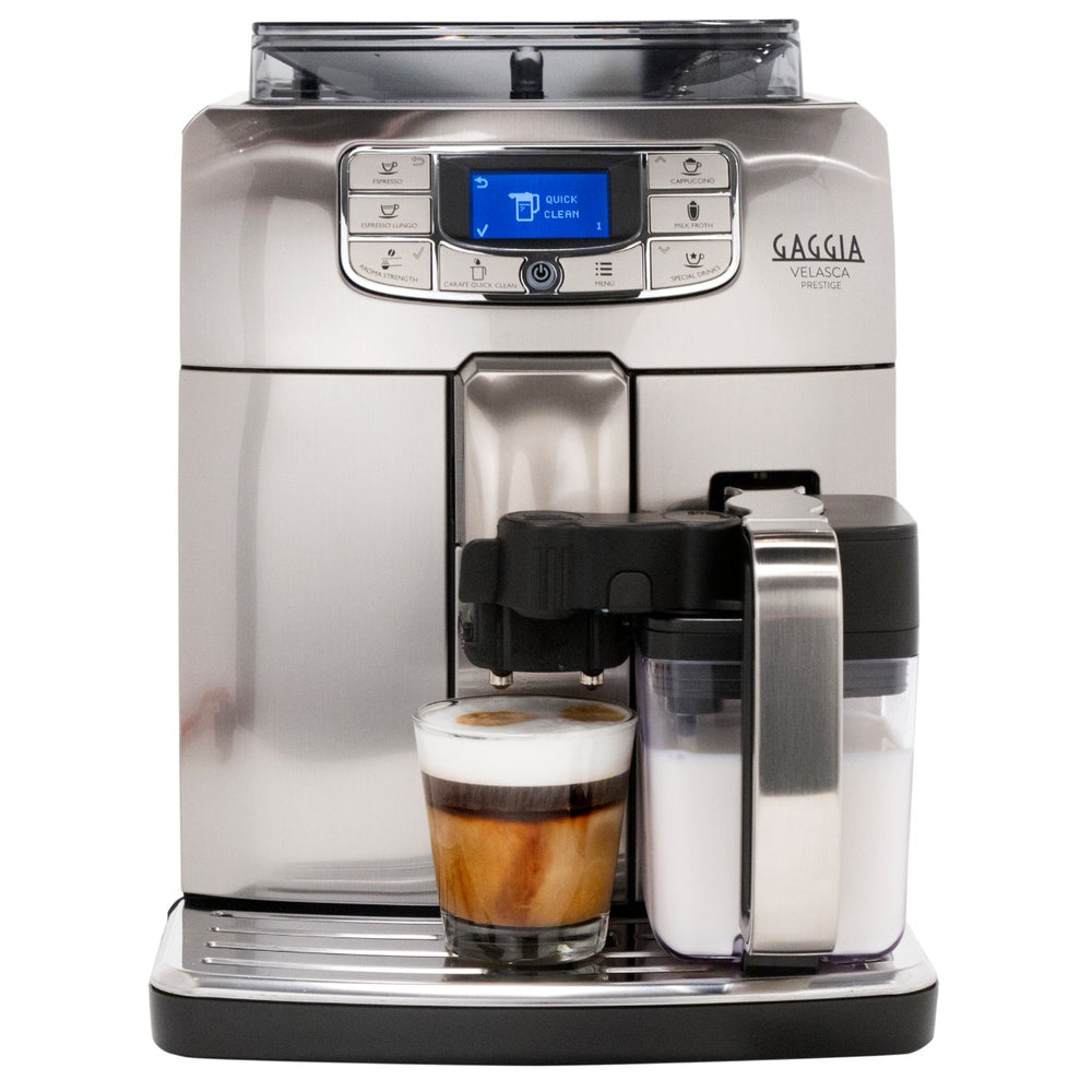 Gaggia Velasca Prestige One-Touch Coffee and Espresso Machine
