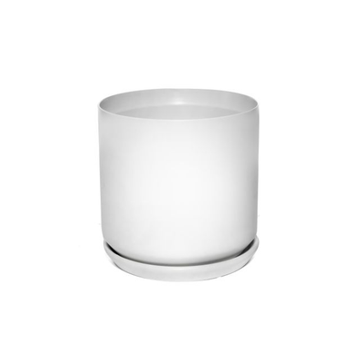 Cylindr Pots White