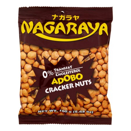 Adobo Cracker Nuts