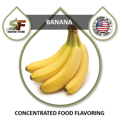 Banana Flavor Concentrate 1oz