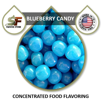 Blueberry Candy Flavor Concentrate 1oz