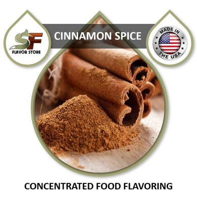 Cinnamon Spice Flavor Concentrate 1oz